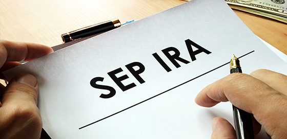 "A photo of ""SEP IRA"""