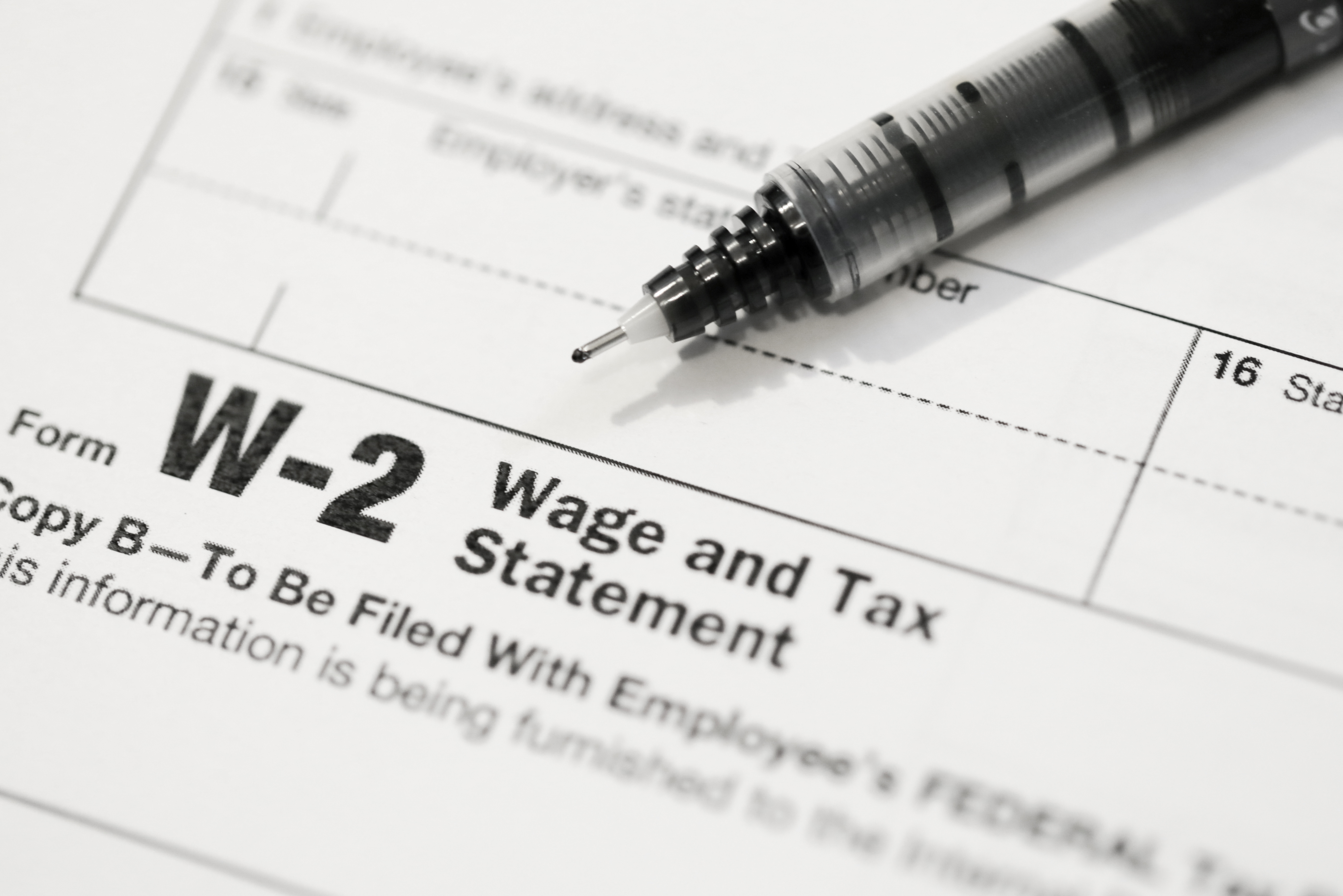 Urgent W-2 and 1099 Filings Notice