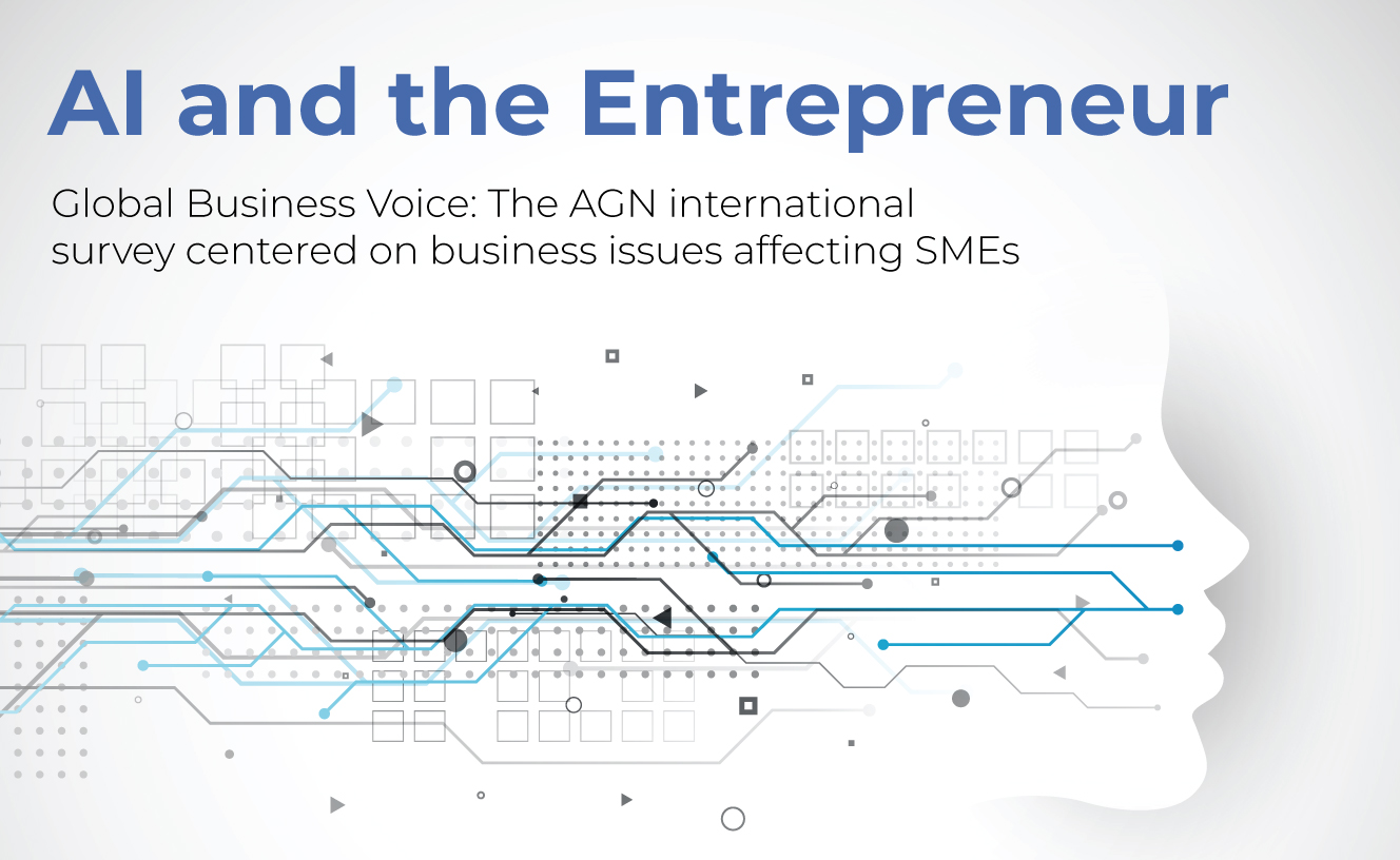 AGN Global Survey: AI and the Entrepreneur